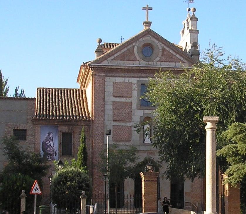 Iglesia de los Trinitarios en Valdepeñas