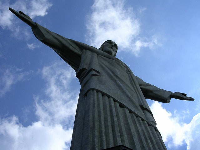 Cristo Redentor de Río de Janeiro