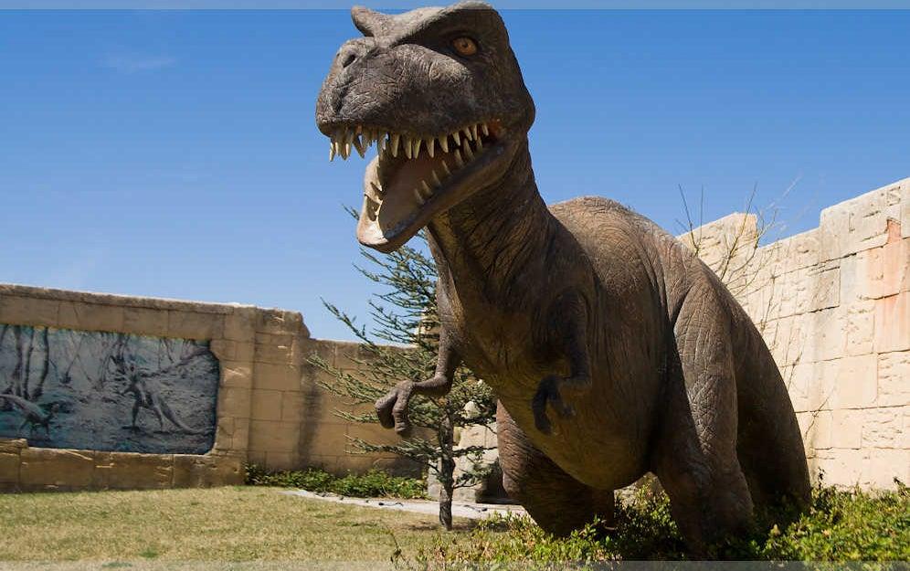 Dinópolis, un lugar para amantes de los dinosaurios en Teruel