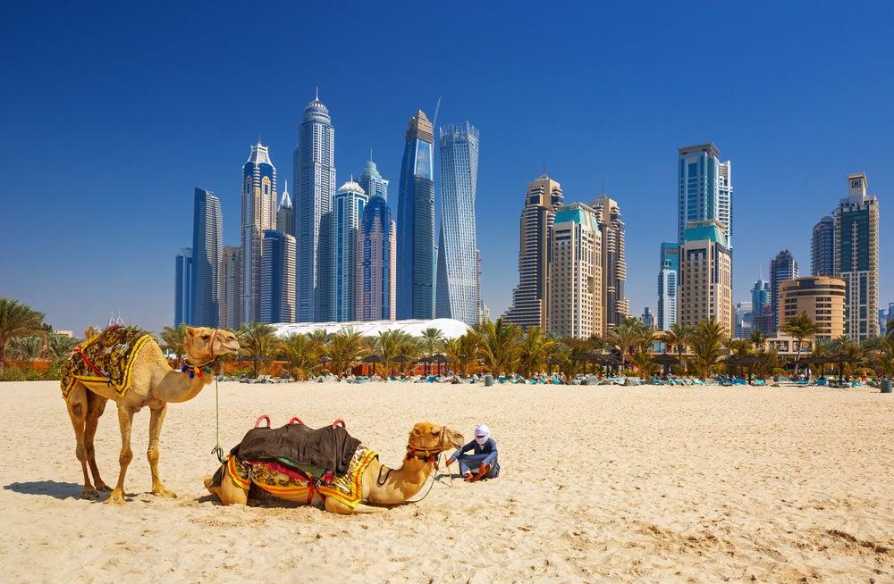 Dubái, destino para ganadores lotería