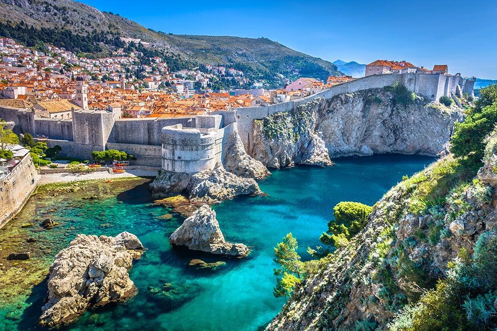 Las murallas de Dubrovnik en Croacia, un paseo por la historia