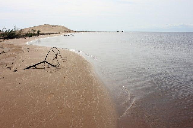 Dunas de San Cosme y San Damián en Paraguay