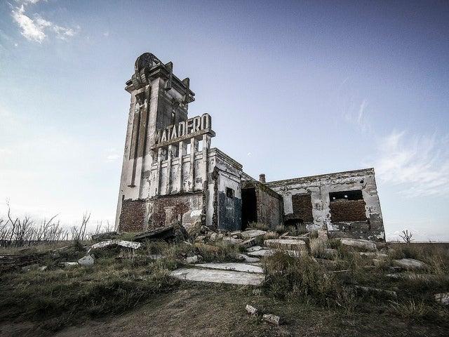 Epecuén, pueblo fantasma en Argentina