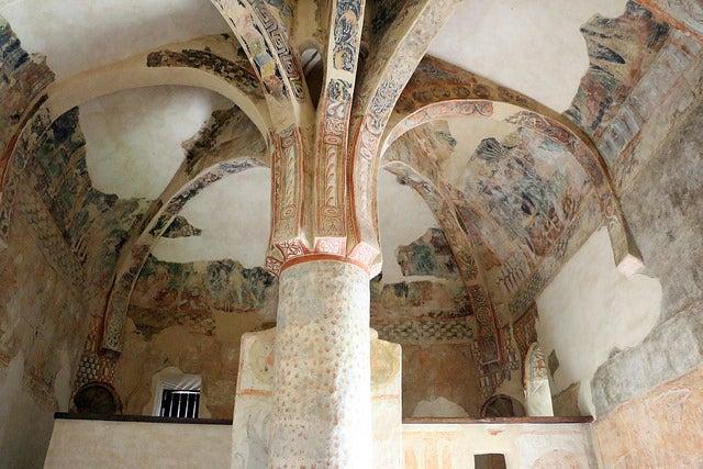 Ermita de San Baudelio en Berlanga de Duero