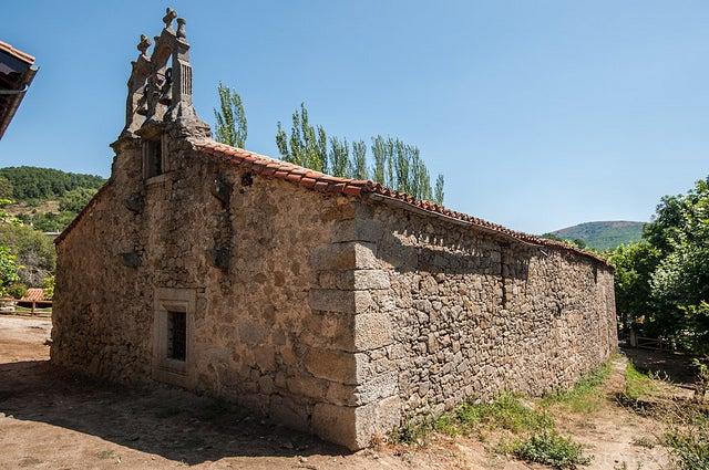 Ermita en La Alberca