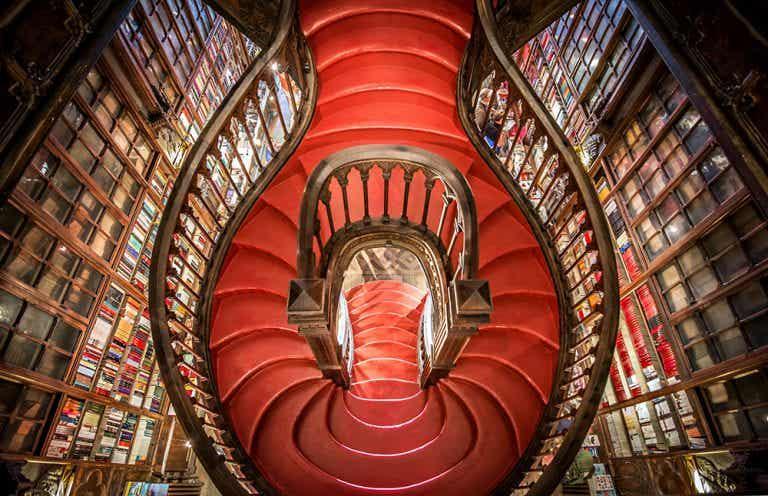 10 escaleras muy especiales que querrás subir