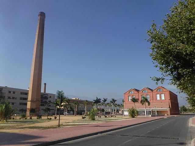 Fábrica de Azúcar de Torre del Mar