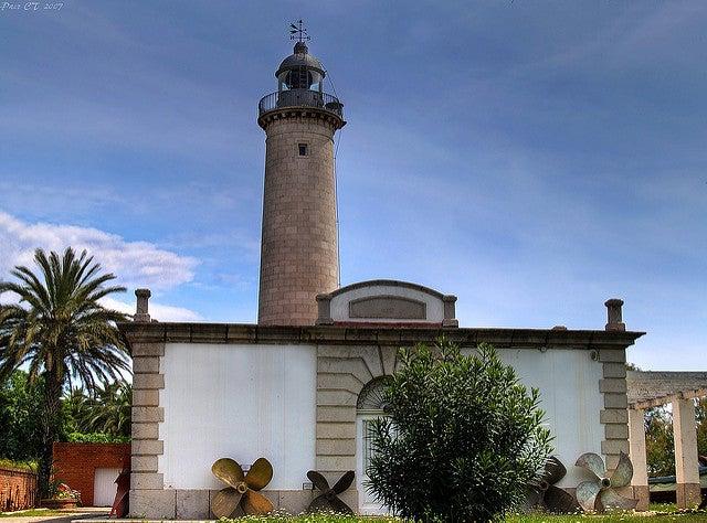 Faro de Vilanova i la Geltrú