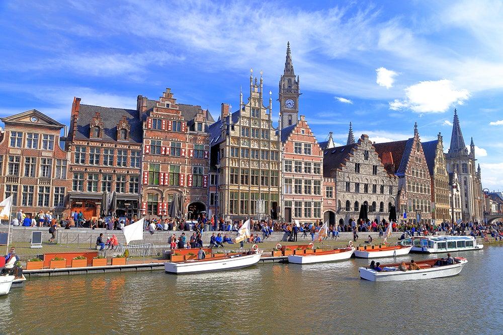 Seguimos el legado de Carlos V en Flandes