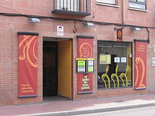 El Gato de Tres Patas Alcalá de Henares