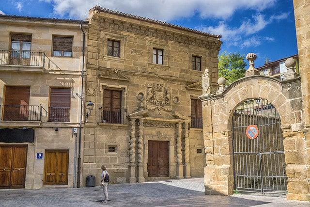 Palacio de los Condes de Haro en La Rioja