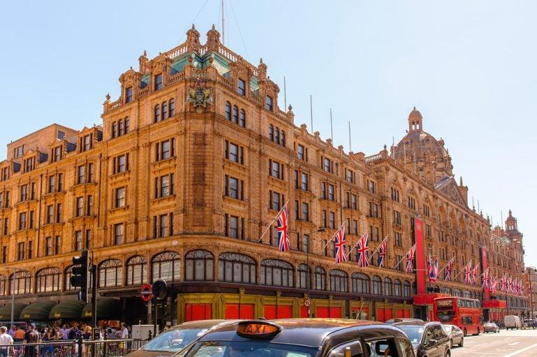 Harrods, una parada obligatoria para tus compras en Londres