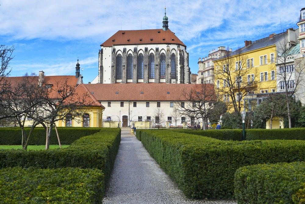Iglesia Nuestra Señora de las Nieves en Praga
