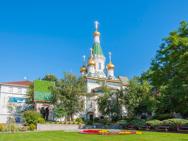 4 razones para visitar Sofía, la capital de Bulgaria