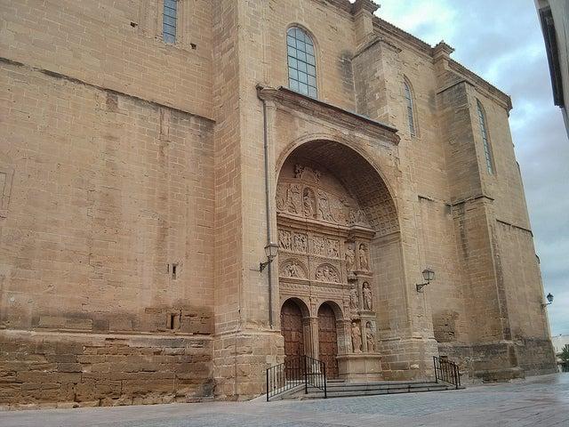 Iglesia de Santo Tomás en Haro