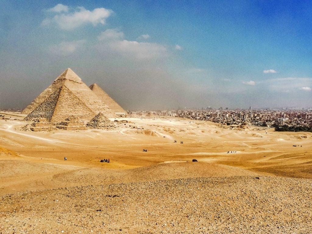10 pirámides espectaculares que puedes visitar