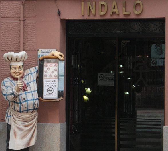 REsturantes en Alcalá de Henares, Índalo