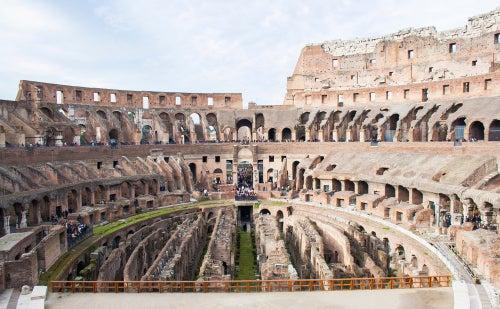 Te Contamos 7 Curiosidades Del Coliseo Romano Mi Viaje