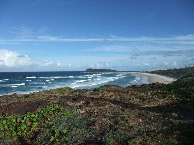 Isla Fraser en Australia