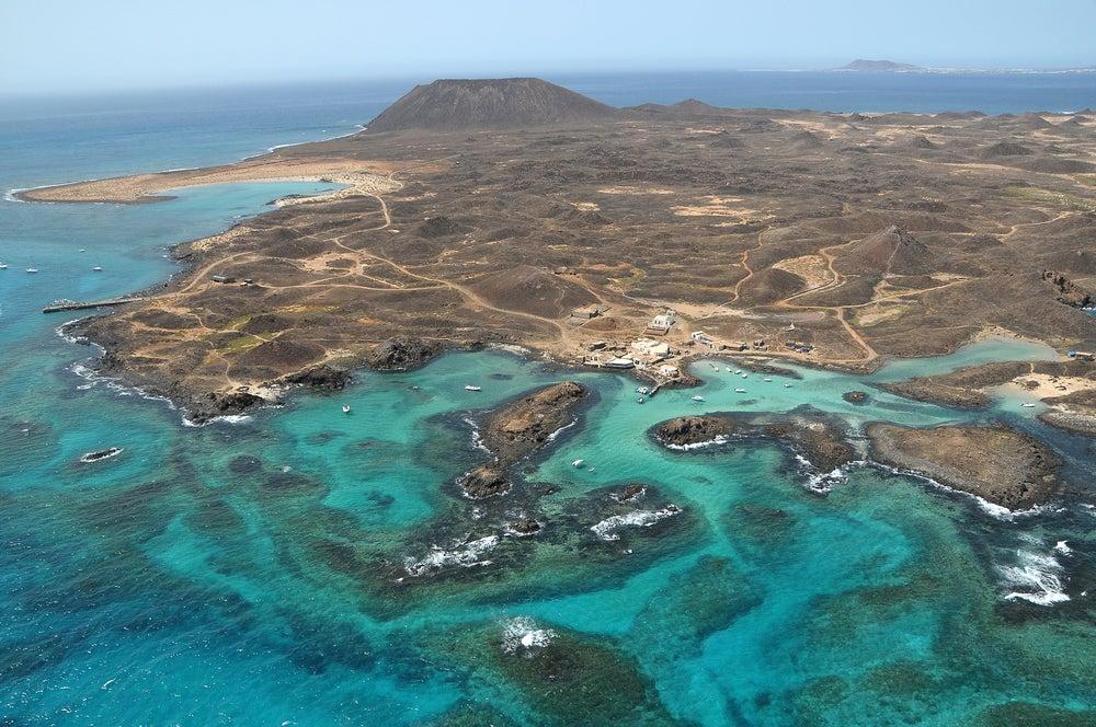 Isla deLobos, una de las cosas que hacer en Fuerteventura
