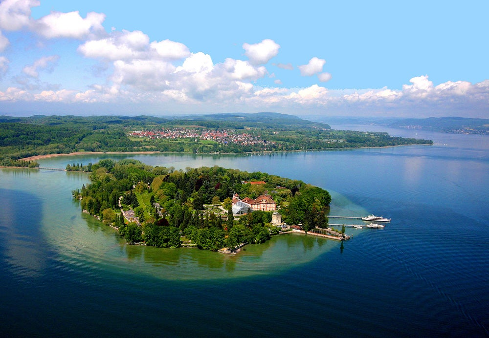 10 islas en medio de lagos que te gustaría conocer