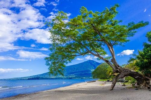 Isla de Ometepe en Nicaragua