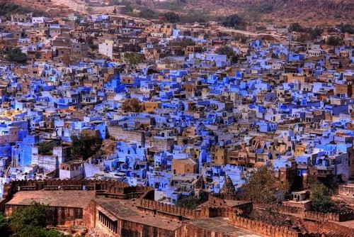 Jodhpur en India