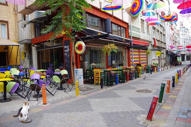 Kadikoy, uno de los barrios de Estambul