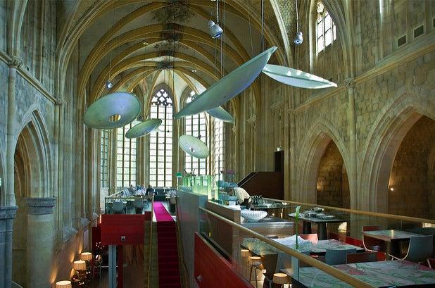 Iglesias reconvertidas: Kruisherenhotel