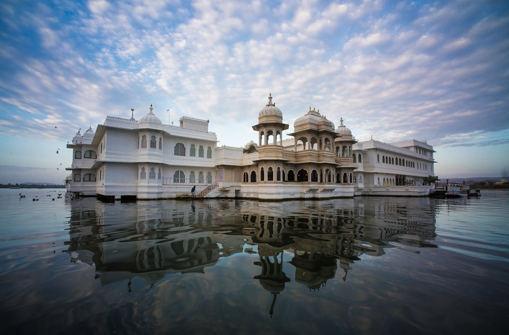 Lake Palace en Udaipur