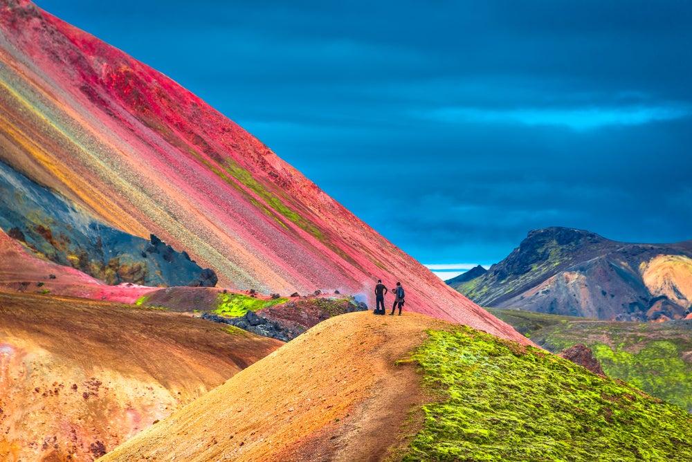 10 paisajes europeos de formas y colores sorprendentes