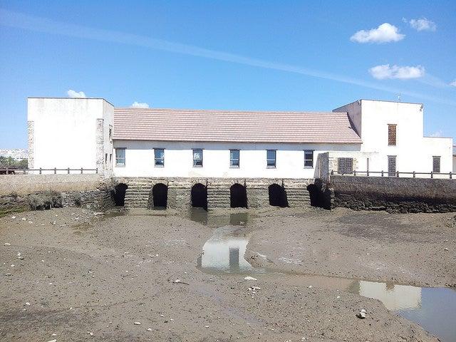 Molino de Mareas en Isla Cristina