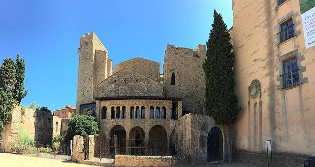 Monasterio de Sant Feliu de Guíxols