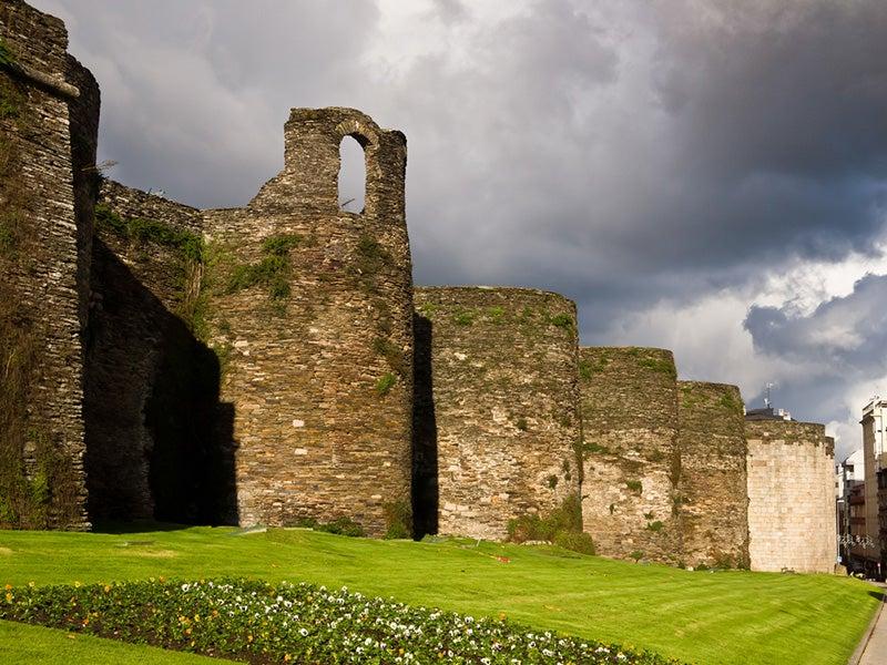 Dónde comer cerca de la muralla romana de Lugo