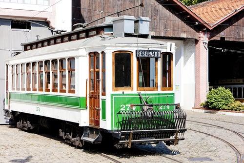 Museo del Tranvía de Oporto