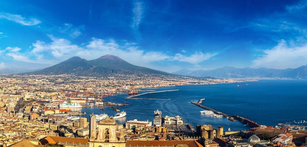 Visita Nápoles y Pompeya en dos días inolvidables