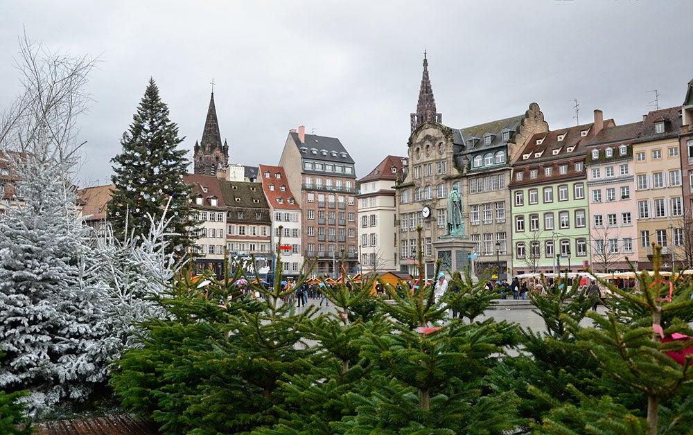 El Mercado Navideño De Estrasburgo La Capital De La Navidad Mi Viaje