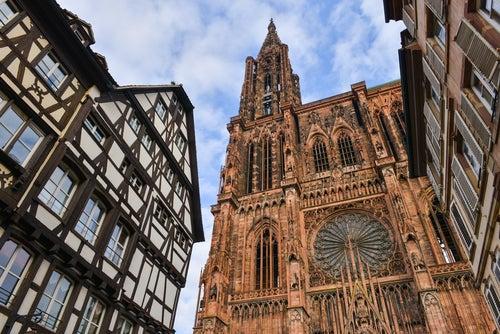 6 curiosidades de la catedral de Notre Dame de Estrasburgo
