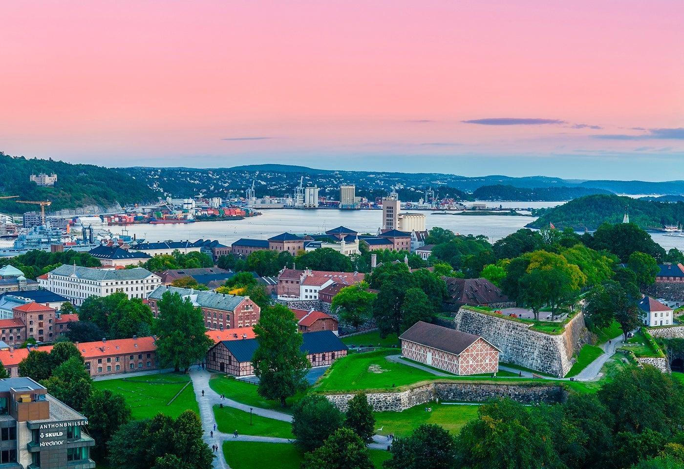 Noruega, uno de los países donde hay que cambiar de moneda