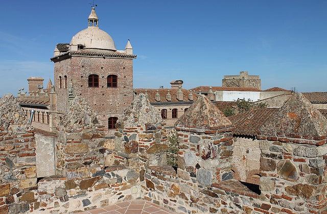 Palacio de Moctezuma en Cáceres