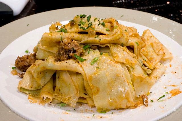 Ruta gastronómica: Parpadele de la Toscana