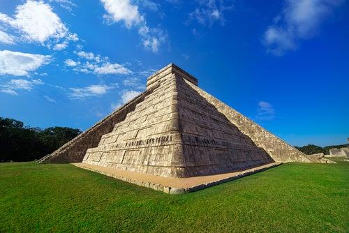 Pirámide de Chichén Itzá