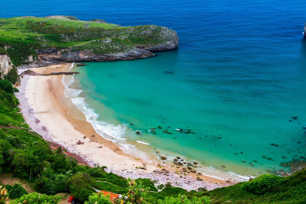 mejores playas de espana llanes