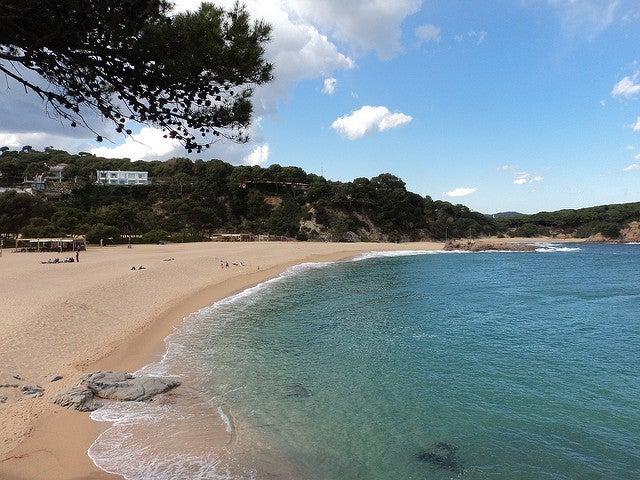 Playa de Sant Feliu de Guíxols