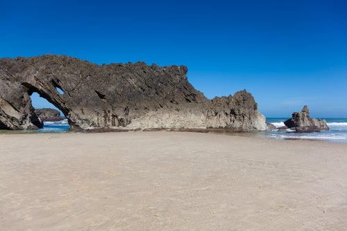 Playas de Llanes, San Antolín