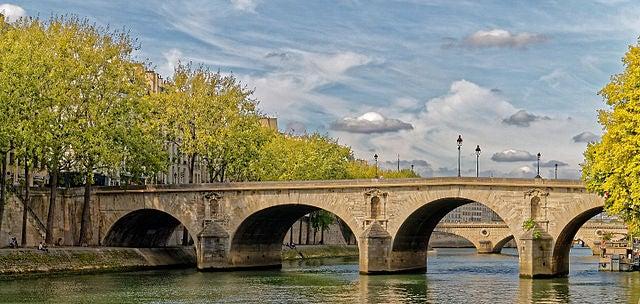 Puente Marie de PArís, lugar para pedir un deseo