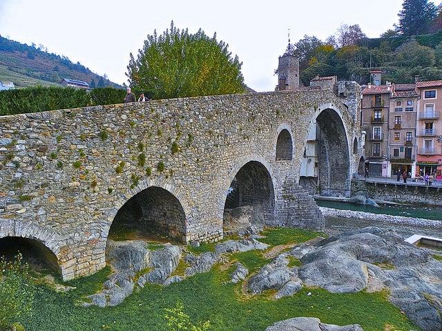 Pont Nou en Camprodón