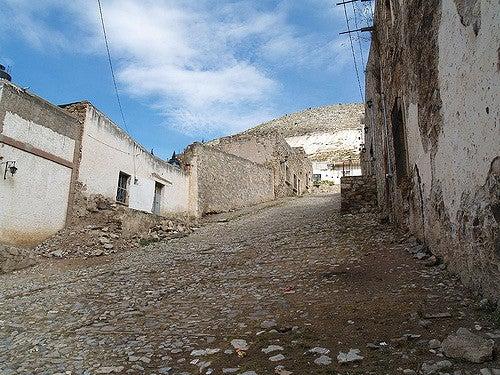 Real de Catorce, pueblo fantasma en México