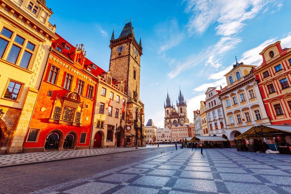 El tiempo en Praga, prepara un viaje inolvidable