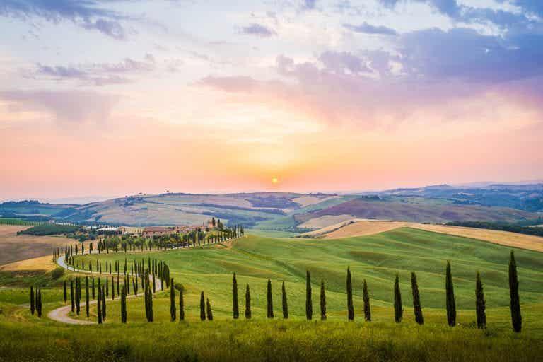 Una inolvidable ruta en coche por la Toscana